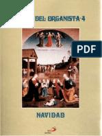 Libro del Organista para Navidad