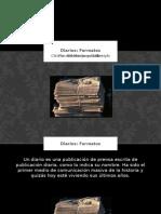 Diarios- Formatos-Roberto Jorge Saller.