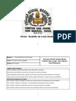 planificación anual  de quinto primaria 2013