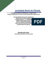 trabalho conclusão de semestre GESTÃO FINANCEIRA EM SAÚDE