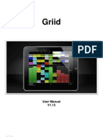 Griid Manual