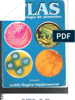 Atlas de microbiologia de alimentos