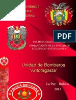 Unidad de Bomberos Antofagasta 2008 Www