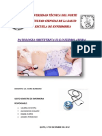 ESTUDIO DE CASO PATOLOGÍA OBSTETRICA