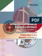 infractionalitatea in Republica Moldova