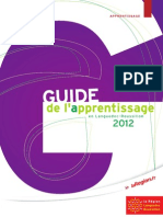 Guide de l'apprentissage à Nimes