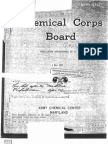 Chemical Board Report on Insect Borne Antipersonnel Biological Warfare (1959)