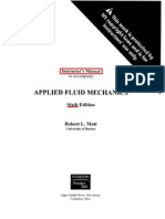 Applied Fluid Mechanics Mott