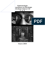 antologia epistemologia