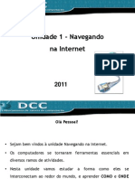 navegando na internet
