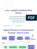Basic Digital Communications