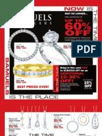 Samuels Jewelers Clearance Catalog Region 1