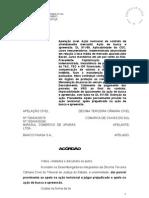 APELAÇÃO - IOF FINANCIADO