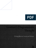 Guattari's Diagrammatic Thought