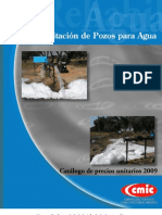 08.- Cmic - Rehabilitacion de Pozos Para Agua - 2009