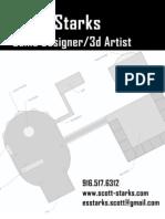 Game Design Portflio