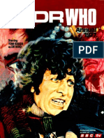 The Doctor Who Annual 1977