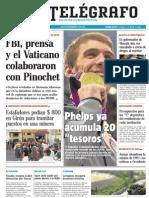 VATICANO Prensa y el FBI colaboraron con Pinochet