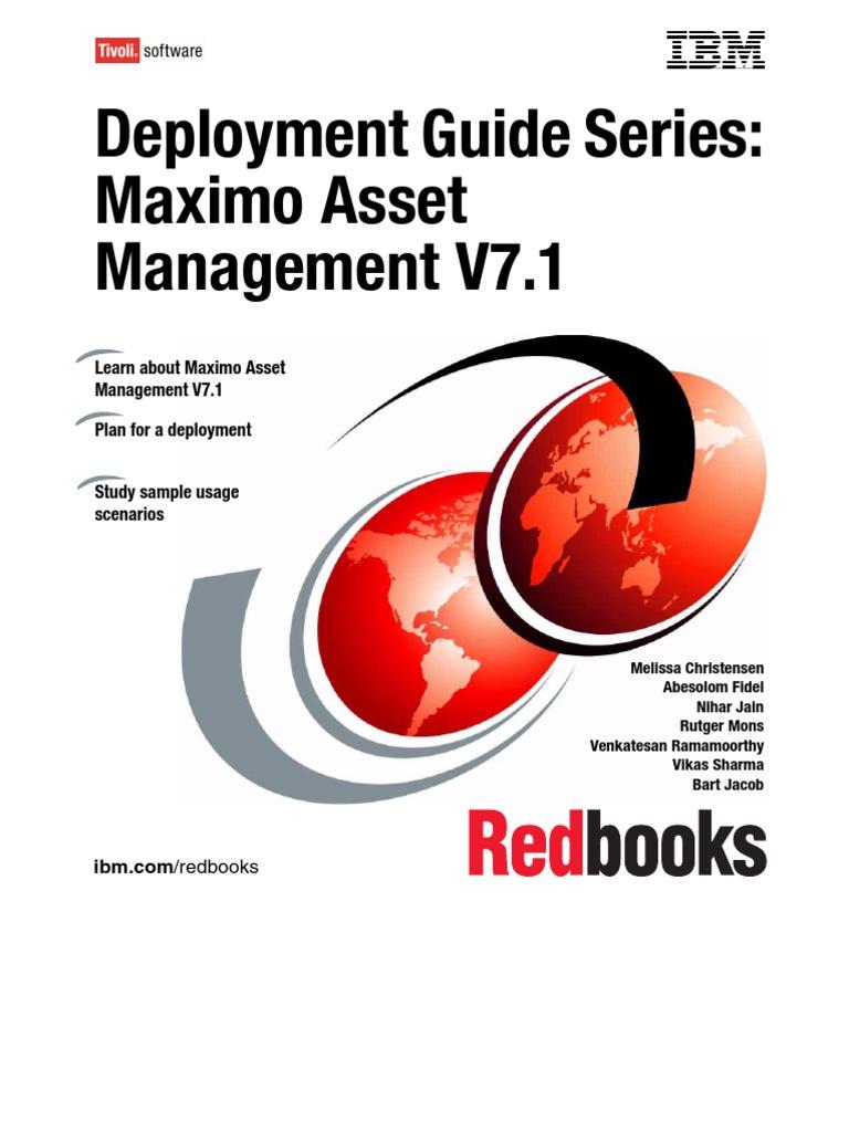 Tutorial maximo asset management maxwellsz