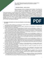 Ifsc Edital 02-2013 Tae Geral