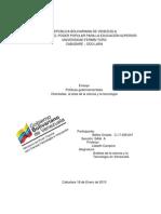 Politicas Tecnologicas en Venezuela
