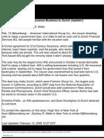Zurich 21st Century Insurance