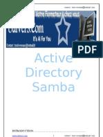 Active Directory Samba