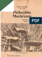 field guide psilocybin