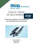MANUAL TEHNIC DE AER COMPRIMAT