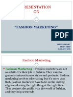 Fashion marketing Bagri