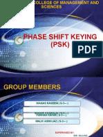 PSK Presentation