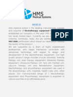 Interferential Therapy Unit-HMS Medical System