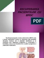 Recuperare BPOC