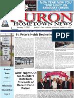 Huron Hometown News - January 17, 2013