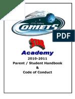 Student Handbook
