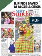 Manila Standard Today -- Sunday (January 20, 2013) issue