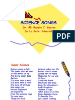 Microsoft PowerPoint - SCIENCE SONGS [Compatibility Mode]