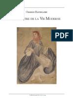 Baudelaire Peintre VM