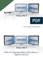 Lean Service Design