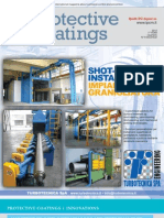 Article about Nanto Protective Coating Srl on IPCM magazine