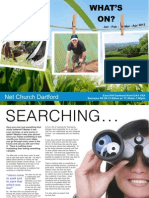 Jan-April 2013 Magazine - Net Church Dartford