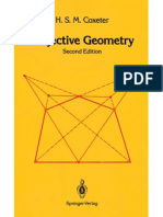 Coxeter H.S.M. Projective Geometry