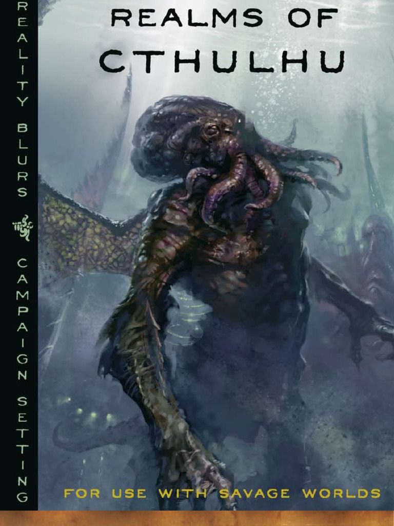 4ba0fcc7c Realms Of Cthulhu | Police Officer | H. P. Lovecraft