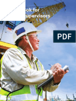 Guidebook for Lifting Supervisors