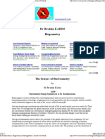 Ibrahim Karim - Biogeometry and Biosignatures