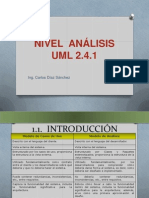 Modelo de Sistema_Analisis