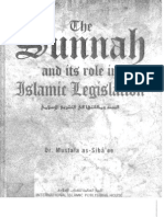 Sunnah and Its Importance in Islamic Legislation