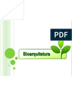 bioarquitetura - sustainable development