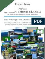 Portale APPENNINI e MONTI di LIGURIA  10 ANNI  Web Design Articoli Foto by Enrico Pelos
