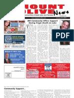 Mt Olive News